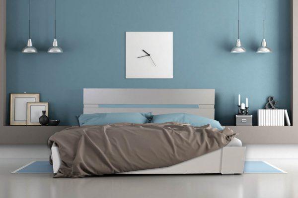 מיטה עשויה מלמין יצוק